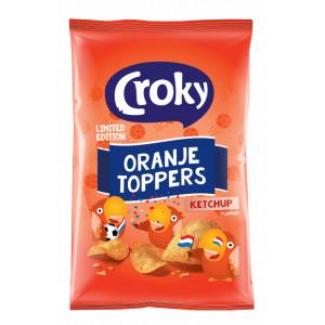 Oranje Toppers 215 gram