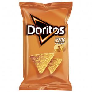 Nacho Cheese Tortilla Chips 185 gram