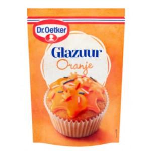 Oranje Glazuur 125g