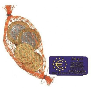 Euromunten 24 gr