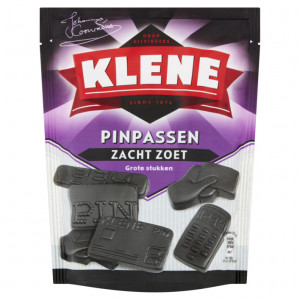 Pinpassen - Zacht zoet - 260 gram