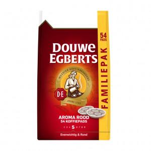 Aroma rood koffiepads 54 stuks