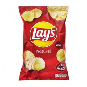 Chips Naturel 225 gram