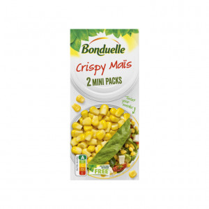 Crispy maïs 2 mini's 2 x 106 ml