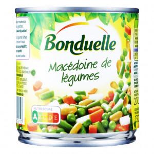 Macédoine de légumes 200 gram