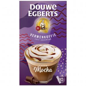 Latte Mocha Oploskoffie 10 stuks