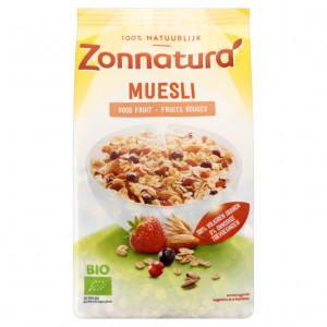 Muesli rood fruit 375 gram