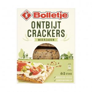 Ontbijtcrackers meerzaden 270 gram