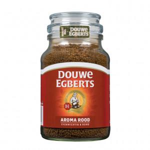 Aroma rood oploskoffie 200 gram