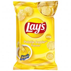 Chips Patatje Joppie 225 gram