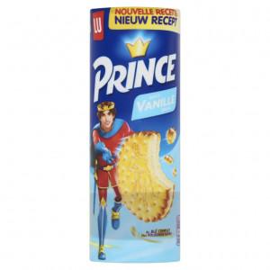 Prince Gevulde koeken vanille 300 gram
