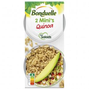 Quinoa 2 Mini's 2 x 60 gram