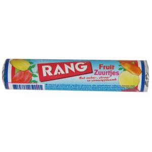 Rang fruit zuurtjes 38 gram