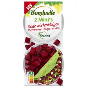 Rode bietenblokjes 2 mini's 2 x 60 gram