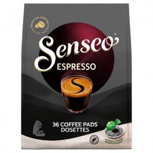Pads Espresso 36 stuks