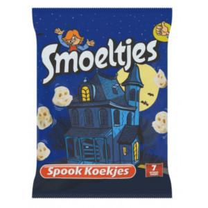 Spook Koekjes 7 Uitdeelzakjes 175g