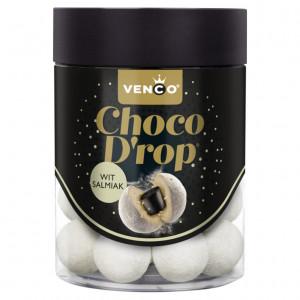 Choco drop wit salmiak