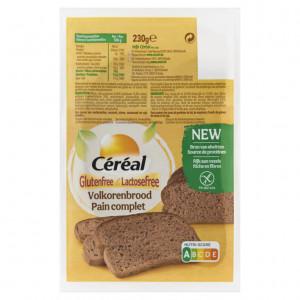 Volkoren brood 230 gram