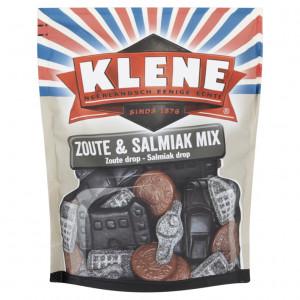 Zoute & salmiak mix 300 gram